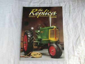 1997 Replica toy catalog brochure John Deere 720 Oliver 77 coca cola truck