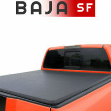 Baja SF: Tri-Fold Tonneau Cover 2002 to 2018 Dodge Ram 6.5' bed