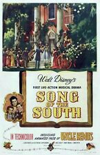 Walt Disney's Song Of The South movie poster print (c) Uncle Remus