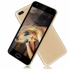 "8GB 3G/2G 5.5"" Android5.1 Cell Phone Quad Core Smartphone Unlocked 8MP XGODY D11"