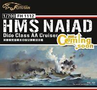 Flyhawk 1/700 1112 HMS Cruiser Naiad