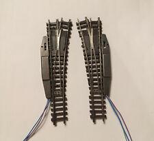 ARNOLD N 1767 1760 elektrische BOGENWEICHE rechts geprüft