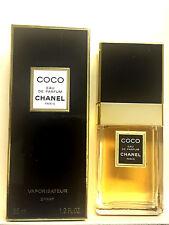 Coco By Chanel (Black&Gold Box) -Eau de Parfum Spray-1.2oz/35ml-Brand New In Box