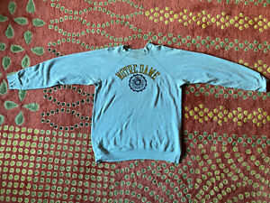Vintage Champion Notre Dame Fighting Irish Sweatshirt Size XL EXTREMELY RARE