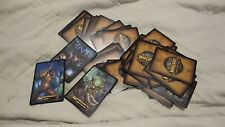 World of Warcraft Trading Card Game Miscellaneous Lot - 60 Cards