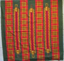 -Superbe châle    100% laine   TBEG  scarf