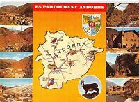B99016 valls d andorra    maps cartes geographiques