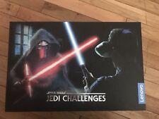 Lenovo Star Wars: Jedi Herausforderungen AR Headset Lichtschwert Controller & Leuchtturm VR