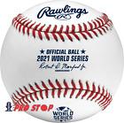 Внешний вид - 2021 Rawlings Official WORLD SERIES Baseball - boxed