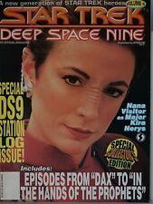 Starlog Star Trek - Deep Space Nine. #4 1993 Excellent