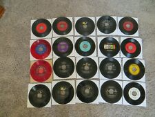 "Lot of 26 Vinyl Records/45 RPM/7""/Artists Vary"