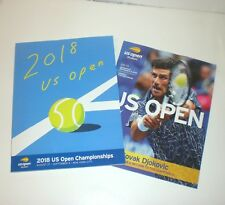 Naomi Osaka Poster 2018 Us Open Magazine Daily Tennis Championships Program