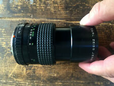 Praktica B Carl Zeiss Jena Prakticar 3.5/135 MC Objektiv lens + caps