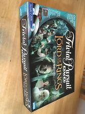 The Lord of The Rings Trivial Pursuit DVD Board Game: Trilogy Edition