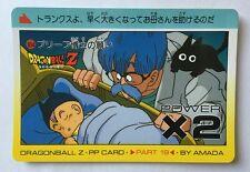 Dragon Ball Z PP Card 834