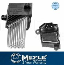 BMW E46 E39 X5 HEATER BLOWER RESISTOR HEDGEHOG 64116920365 MEYLE