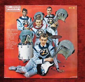 LP 25cm The Spotnicks – The Spotnicks Vol 2 (France 1963) VG++ / EX