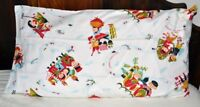 "RARE 1964 Disneyland ""Small World"" PILLOW CASE, LP Record, Good Condition!"