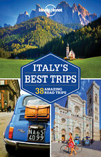 Lonely Planet Italy Best Trips Travel Guide