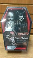 Living Dead Dolls Beauty & The Beast Scary Tales Ed Long Signed Autographed