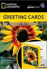 National Geographic Greeting Cards, PC CD-Rom.