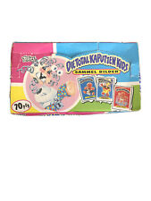 More details for garbage pail kids stickers german empty counter box scarce