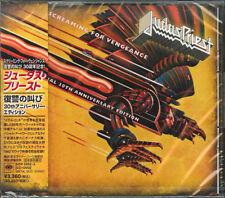 JUDAS PRIEST-SCREAMING FOR VENGEANCE SPECIAL...-JAPAN CD+DVD BONUS TRACK H40