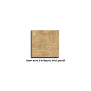 Napoleon GD821KT Sandstone Decorative Brick Panels
