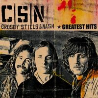 Crosby Stills And Nash - Greatest Hits (NEW CD)