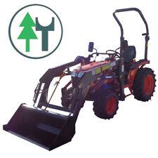 Kleintraktor Kubota B1241 24PS Traktor Schlepper mit Frontlader