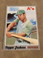 1970 Topps Reggie Jackson #140