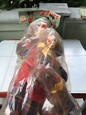 """VTG 3 BEARS, A SUTTON PRODUCT, """"THE MAMA, PAPA & BABY BEARS"""" IN ORIGINAL PACKAGE"""