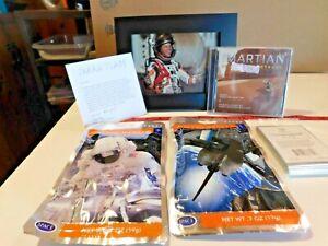 The Martian 2015 Matt Damon Promo Pack FYC 2 packs space food, blanket ++  B24