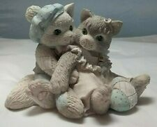 "Calico Kittens ""The Purr-fect Love"" 1993 # 623539 With Box"