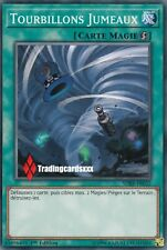 ♦Yu-Gi-Oh!♦ Tourbillons Jumeaux (Twin Twisters) : SDRR-FR032 -VF/Commune-