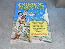 1985 #13 COMICS REVUE comic strip magazine (UNREAD - NO LABEL ) FLASH GORDON