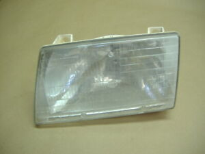 Audi 5000 driver side left headlight hella 84 - 86 yr