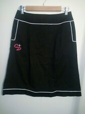 Black skirt from Criminal Damage with white details. Size S.NWT
