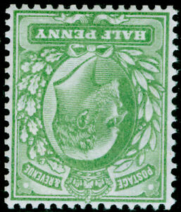 SG218 SPEC M2(2)a, ½d yellowish green, LH MINT. Cat £12. WMK INV