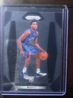 Wesley Iwundu 2017-18 Panini Prizm Basketball Rookie Card #74 RC Orlando Magic