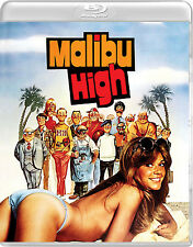 MALIBU HIGH (new Blu-ray/DVD direct from Vinegar Syndrome)