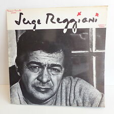 SERGE REGGIANI Album N°2 BOBINO JACQUES CANETTI 48819