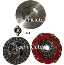 MITSUBISHI LANCER TURBO EVO 7 8 9 LIGHTENED & BALANCED FLYWHEEL & STAGE 1 CLUTCH