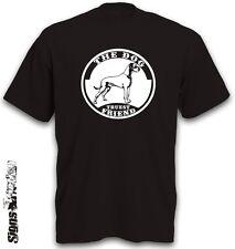 T-shirt perro gran danés Dog animal motivo ropa de perros perros accesorios caballeros s-3xl