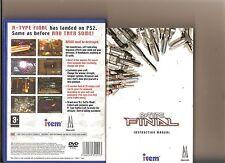R final Playstation 2 PS 2 tipo PS2 Retro de actualización