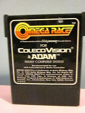 Coleco Vision Omega Race Video Game