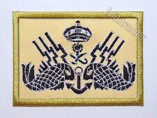 Saudi Arabian Navy Submarine Badge Patch (Desert)