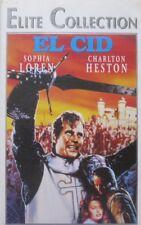 EL CID - VHS