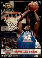 1993-94 Skybox 5th Anniversary Gold Stamp Shaquille O'neal Magic #264