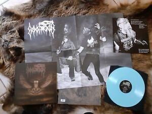 GOATMOON - Varjot  (Lim. 200 Baby Blue!!!) Peste Noire Satanic Warmaster